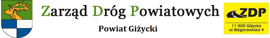 Logo ZDP Giżycko